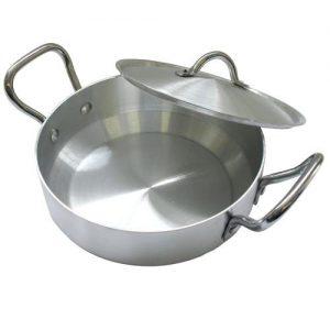 Sonex Karahi 22cm (9.5″) Aluminum Cooking Pot