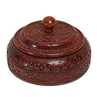Rosewood Indian Spice Box