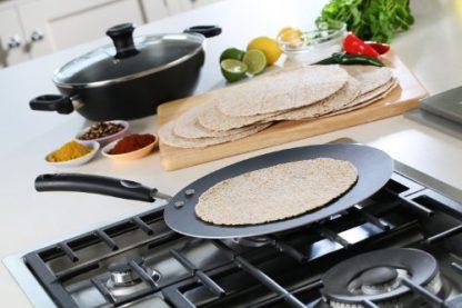 Tefal Chapati Pan 30cm (12″) – Cooking Chapatis