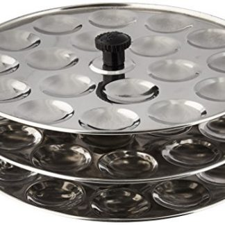 3 Rack Stainless Steel Mini Idli Stand